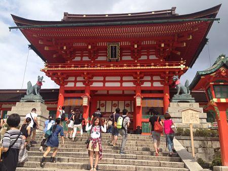 Đền Ngàn Cổng Nhật Bản