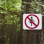 Những điều phụ nữ bị cấm ở Nhật